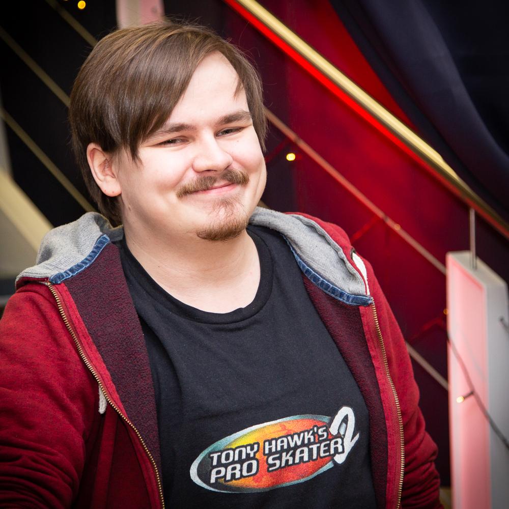 Tomi Toikka, Director of Tampere Game Hub